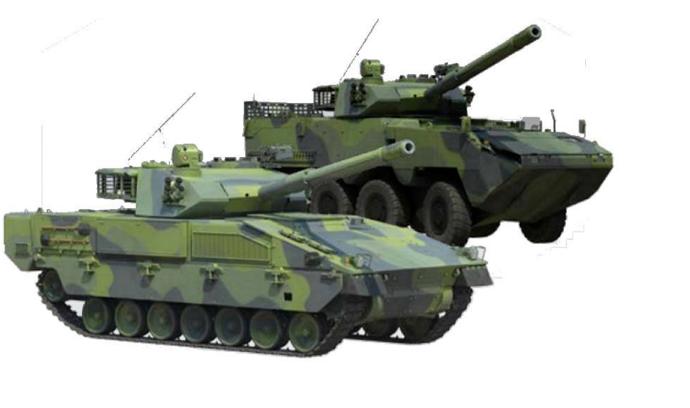 菲律宾军队购买以色列轻型坦克和装甲车