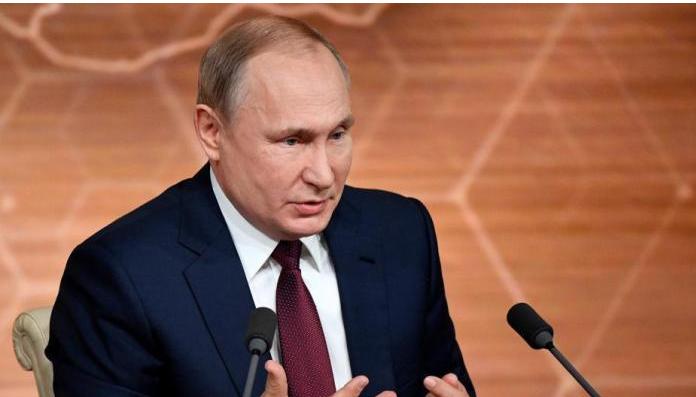 """普京提出""""中国指导条约""""到期后缓解欧洲局势的补充措施"""