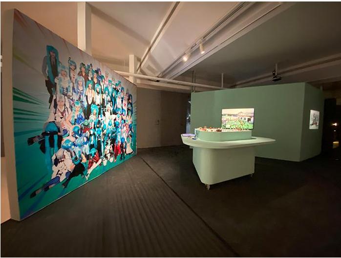 中央美术学院的青年艺术家日本驻地实践展开展