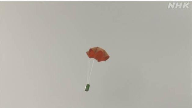 现场曝光:日本高中生使用罐头制造卫星并成功地释放它们
