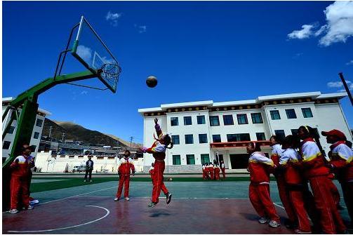 学校体育要抓住新的时代机遇