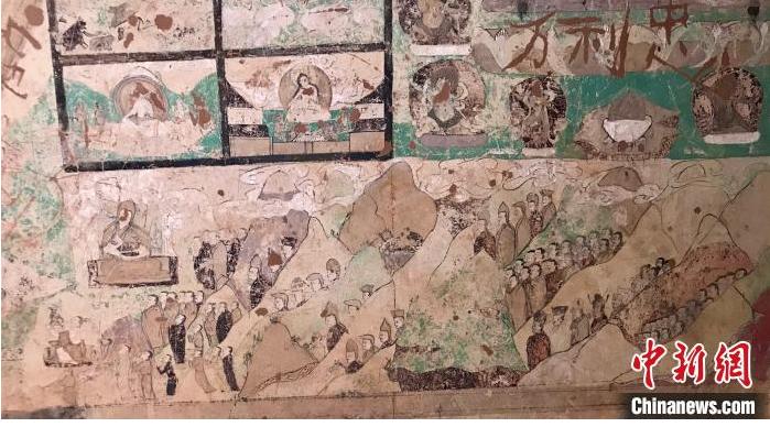 """内蒙古努力将保护阿尔沙伊石窟纳入国家""""十四五""""规划"""