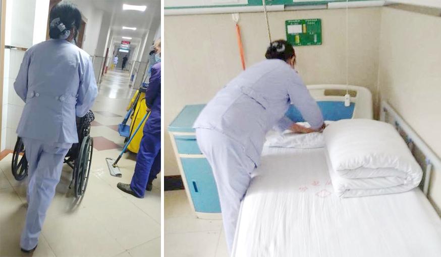 陕西首家无陪护病房落户西电集团医院