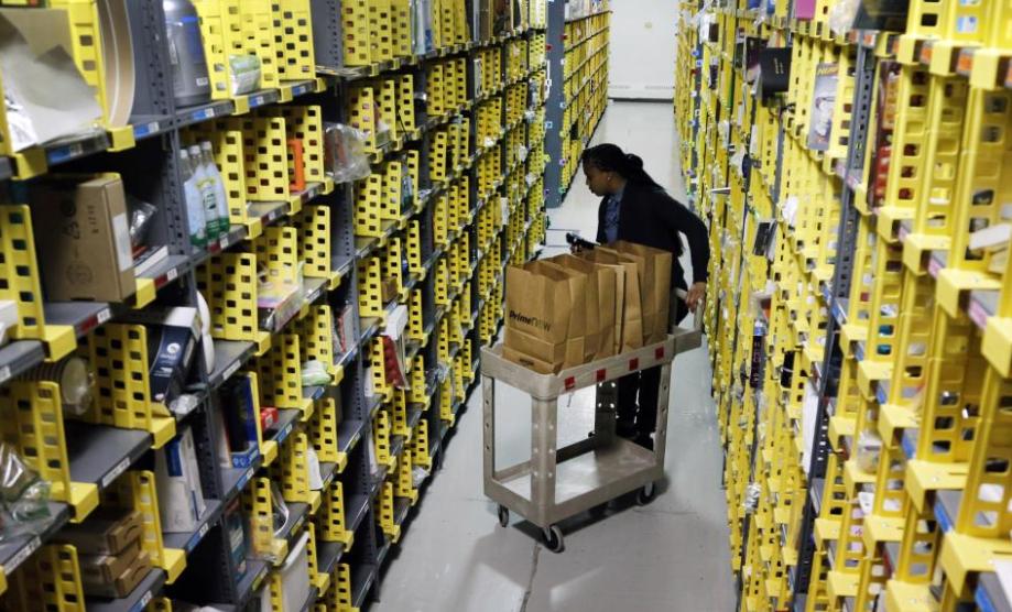 亚马逊计划招聘10万名季节性员工,应对圣诞旺季