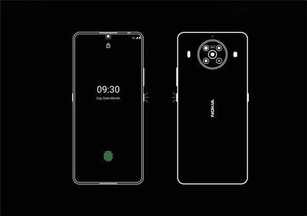 诺基亚新旗舰有可能叫Nokia 10!后置五摄是圆形设计