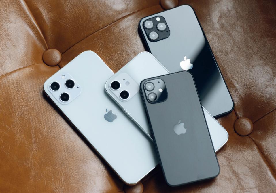 "iPhone12进入市场一周, 一些型号""破发"""