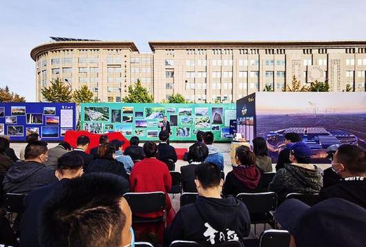 """""""神奇宁夏 星星故乡""""专题摄影展在北京全面启动"""