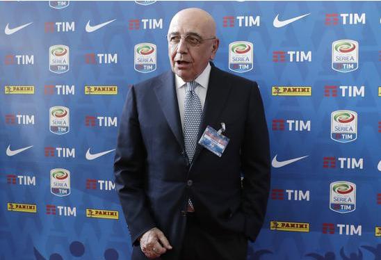 加利亚尼:皮奥利干得不错。我希望AC米兰下个赛季能晋级冠军联赛