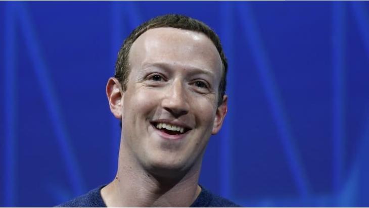 Facebook放大假鼓舞员工士气:感恩节一整个星期不用上班