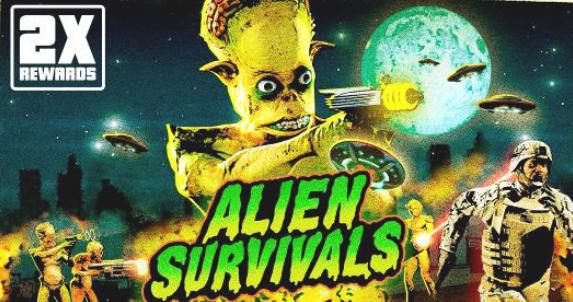 《GTAOL》万圣节活动周启动,外星人生存战+商战奖励