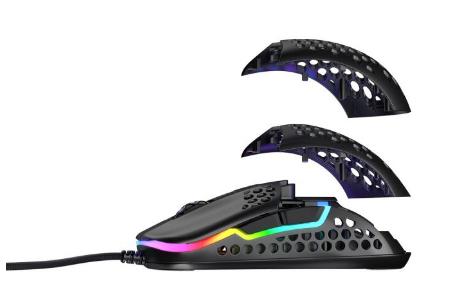 Xtrfy推出M42游戏鼠标,重量仅59克