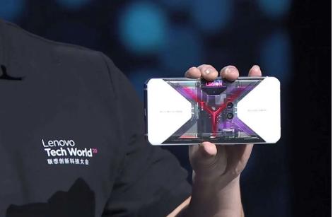 联想LEGIONPRO游戏智能手机已收到透明版本