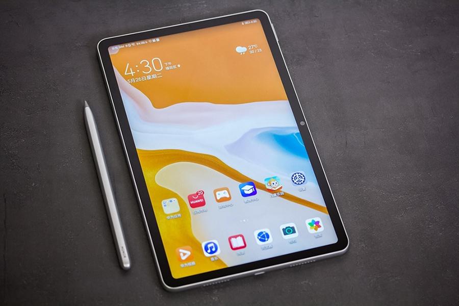 还想着iPad?荣耀平板V6麒麟985,5G才三千多