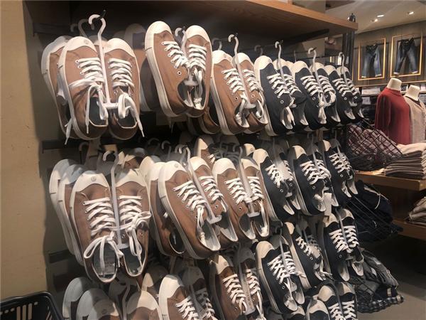 今年我国运动鞋服装业发展现状, 行业集中度高