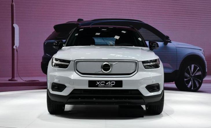 400km 沃尔沃XC40纯电版广州车展准备进入市场