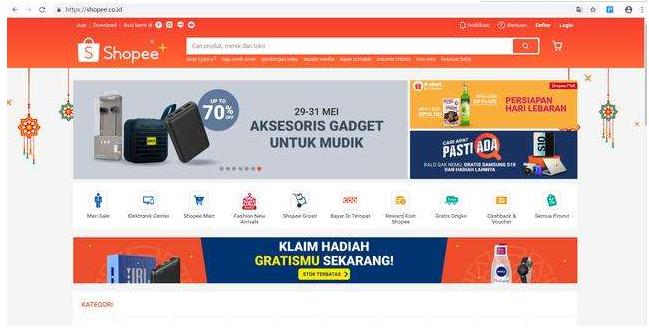 印尼Shopee网站如何?印尼市场分析!