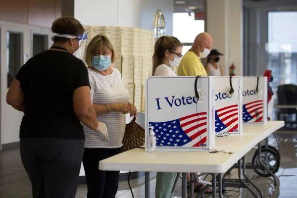投票日开启了,美国大选最大输家已确定无疑?