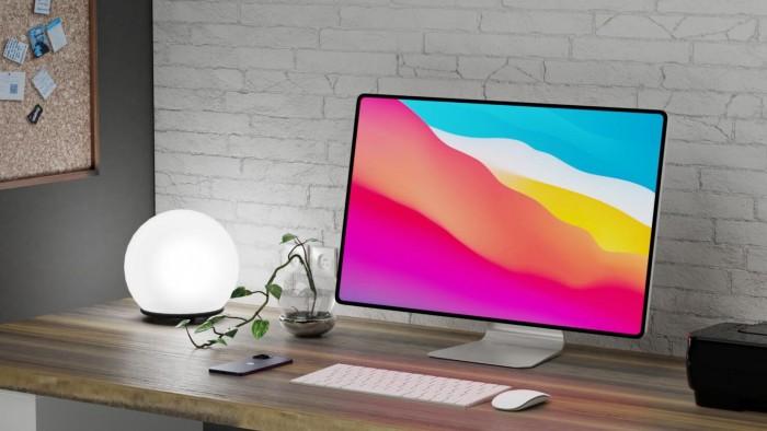 明年iMac新概念机:超薄边框、2显示屏尺寸选择