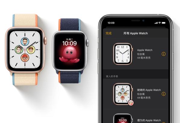 苹果手表家庭共享功能的测量:与温度的联系