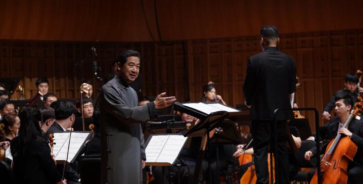 第19届西安国际音乐节启动,高水准演出再现诗意长安