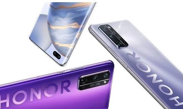 华为荣耀V40及Nova 8造型被揭开, 有可能在12月发布
