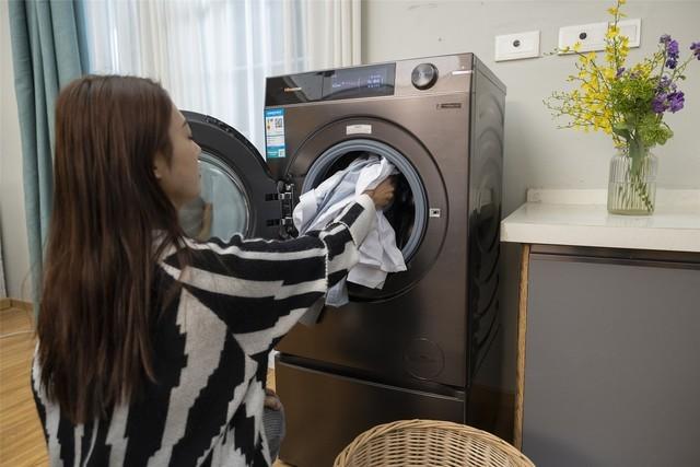集六大护理功能于一身 海信璀璨系列洗衣机解析