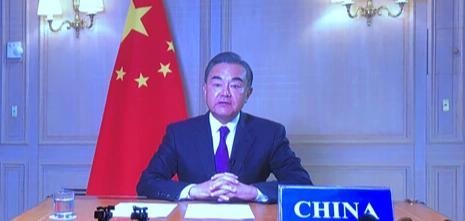 中国一直坚持捍卫多边主义