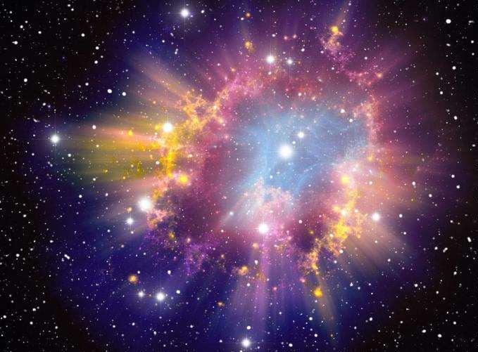 """为什么暗物质越来越少?如果能量很低,它就会被宇宙的""""冰封""""消灭"""