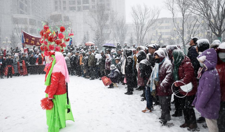 """青海:""""小雪""""遇雪  ,需要加强雪牧区的防治"""