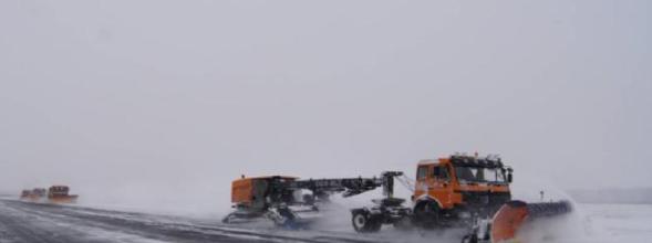 哈尔滨机场关闭至20时 ,265架次航班停止运营
