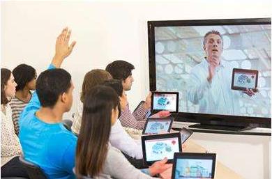 未来五年,视像业的总收入预计将增长30%以上。