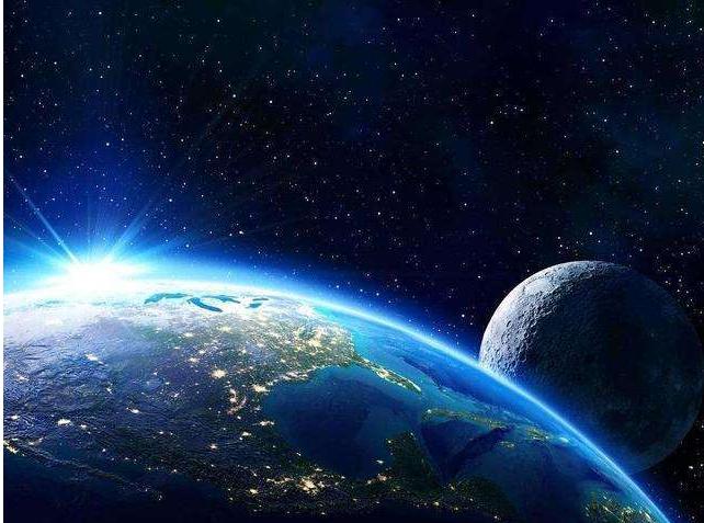 新的研究表明,外层空间可能不是完全黑暗的