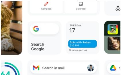 谷歌现在有了用于Gmail云硬盘驱动器和FIT的iOS部件
