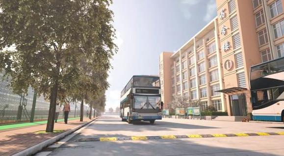 《模拟巴士》预告片推出了, 真实巴士驾驶体验,还可以拉客