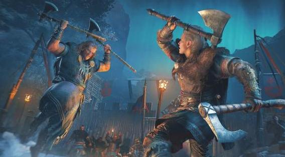 日韩台一周游戏销量榜:《刺客:英灵殿》3地都有它