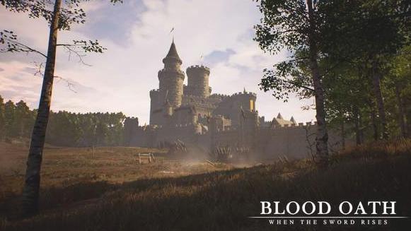 《血誓:剑起之时》上线,Steam 在中世界开放世界中杀戮