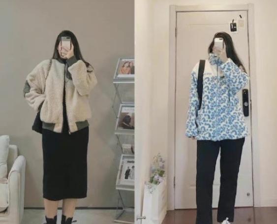 """显瘦高""""万能造型"""",兼顾时尚与保暖,冬季也美美的"""