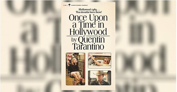 昆汀·塔伦蒂诺将创造好莱坞过去的新版本