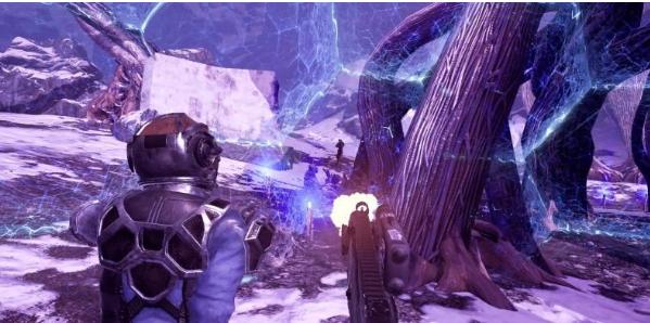 """FPSVR游戏""""FrostpointVR""""将于12月1日推出,以支持团和个人作战"""