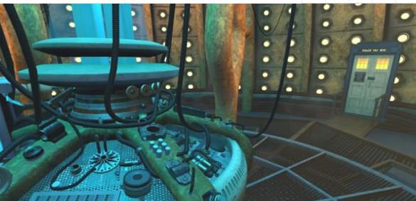 """虚拟现实冒险游戏""""神秘博士:时间的边缘""""发布最新更新"""
