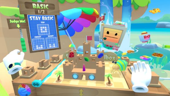 虚拟现实游戏假期模拟器更新实验手势识别功能,以支持Quest和Quest2客户端