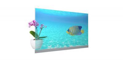 松下公布第一款透明商用OLED显示器