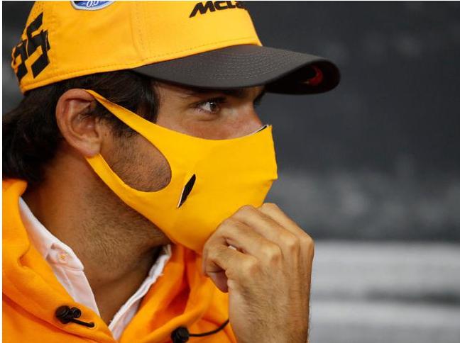 Sainz:即使作为队友,大多数车手也无法击败汉密尔顿