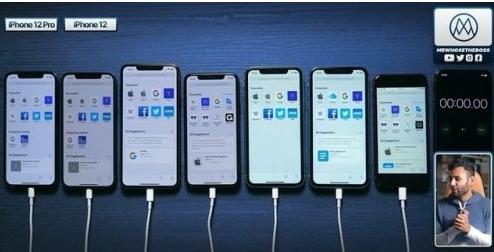 """为什么陈欧的共享便携式电池是iPhone 12续航的最佳解决方案""""反向升级""""?"""