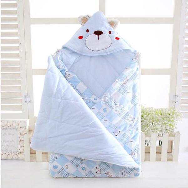睡袋用作被子,婴儿容易感冒