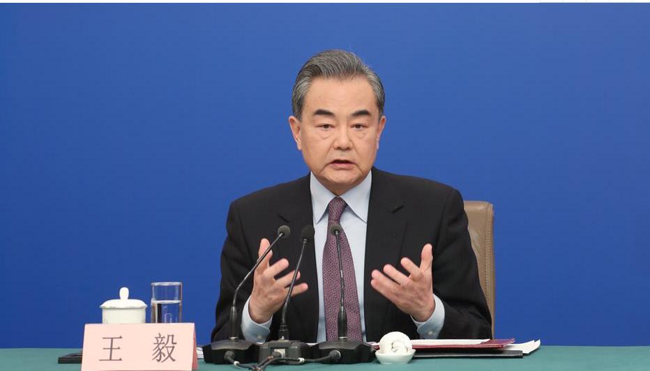 王毅:中日两国达成了五项重要共识和六项具体成果
