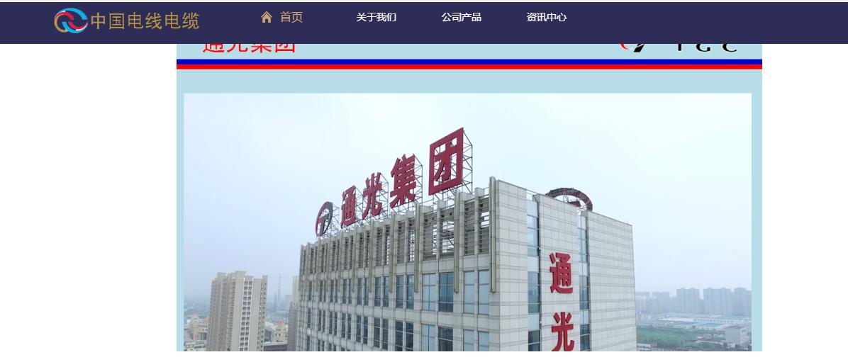 中国电线电缆网网站平台!