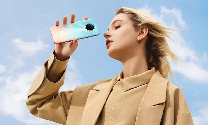 红米 Note 9 Pro设计:双面GG5大猩猩玻璃、3D四曲面