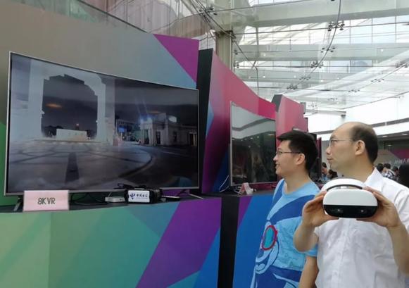 河北铁塔通过了5G+VR无人机视频功能测试验证