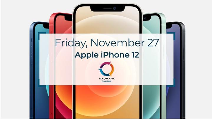 DxOMark:即将公布苹果iPhone 12摄像头评分
